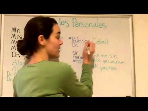¿En Qué Casos Se Usa Ms. Mrs. y Miss en Inglés?