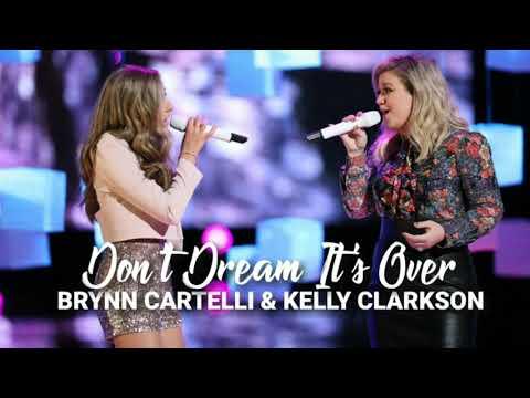 Kelly Clarkson & Brynn Cartelli -