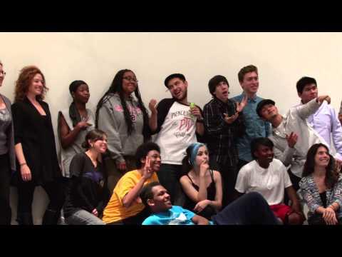 DaVita Creative Classroom Collaborative: 'Now I know I am an artist'
