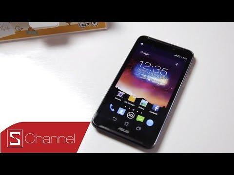 Schannel - Những điểm độc đáo ở phần mềm ASUS Fonepad Note 6 - CellphoneS