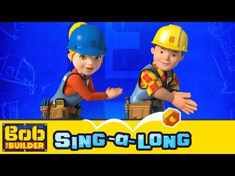 Bob the Builder: Sing-a-long Music Video // Work Like Bob the Builder (Boots, Belt, Hard Hat)