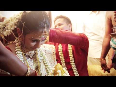 Hindu Wedding Highlights- Sivam & Saratha by Leonard Hon [song: Kummi Adi - Sillunnu Oru Kadhal ]