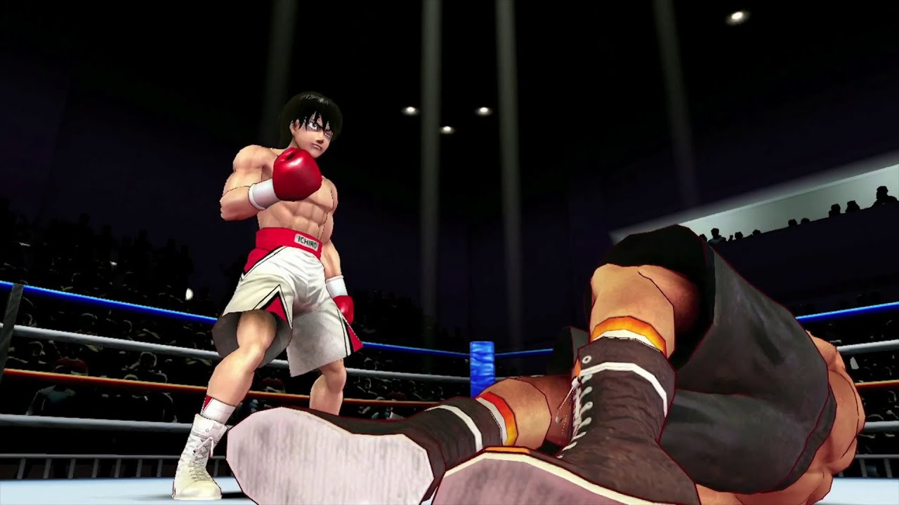 Hajime No Ippo The Fighting Second Trailer Ps3 Youtube
