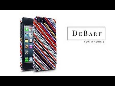 Debari Designer iPhone 5 Cases