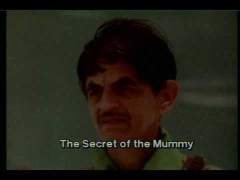 filme o segredo da mumia