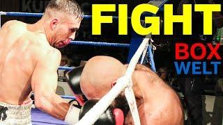 Nico Venetis vs Josef Holub - 6 rounds lightweight - 02.12.2017 - Müggelspreehalle Hangelsberg