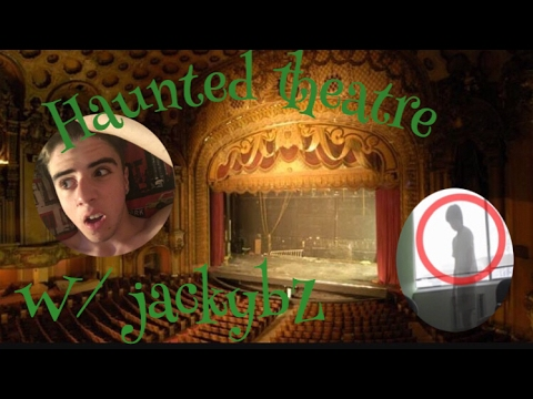 Abandoned* Haymarket Theatre (Haunted)
