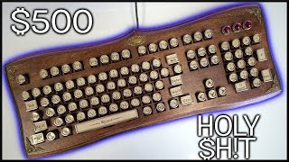 The $500 Diviner Mechanical Keyboard!