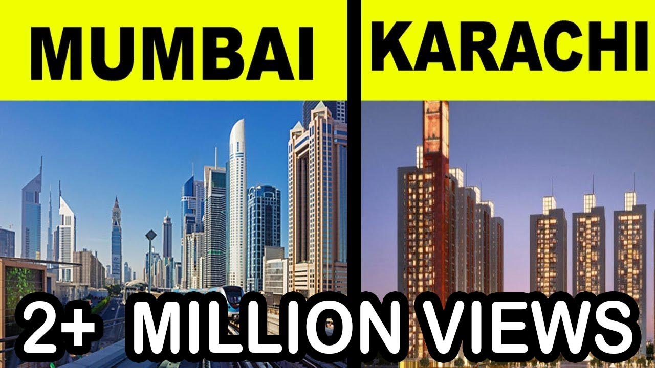 mumbai vs karachi Full city comparison UNBIASED 2018 | mumbai vs karachi |  natasha dixit