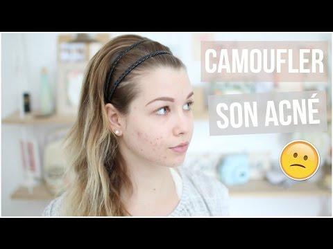 [ Tutoriel Maquillage n°34 ] : CAMOUFLER SON ACNÉ !