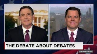 U.S. politics: a new kind of debate