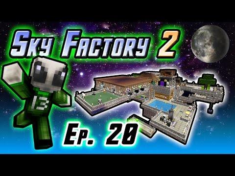 Sky Factory with AlienPet13 Episode 20 - Solar Power