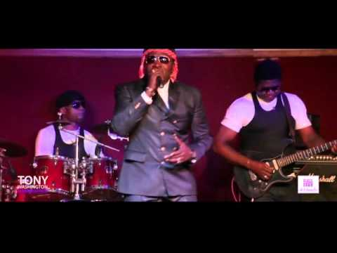 Tony Washington  Concert au Maeva vidéo clip officiel 2015