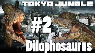 Tokyo Jungle - Dilophosaurus Survive over 100 years Part 2 of 4