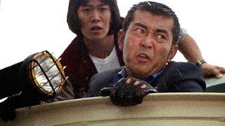 ウランを奪った犯人は滝沢礼次郎(小野)と伊庭亮(南城)というアナー...