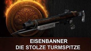 Destiny: Die Stolze Turmspitze   Eisenbanner Schrotflinte   Review (Deutsch/German)