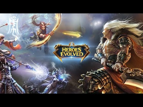 Heroes Evolved Android GamePlay (By Reality Squared Games)