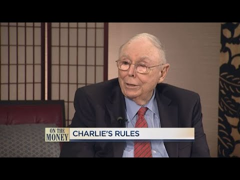 Charlie Munger shares wisdom beyond business