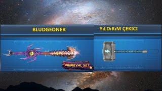 BLUDGEONER + YILDIRIM ÇEKİCİ | KIYAMET KOMBAT ARENA | MBB | THE KILLBOX ARENA COMBAT |