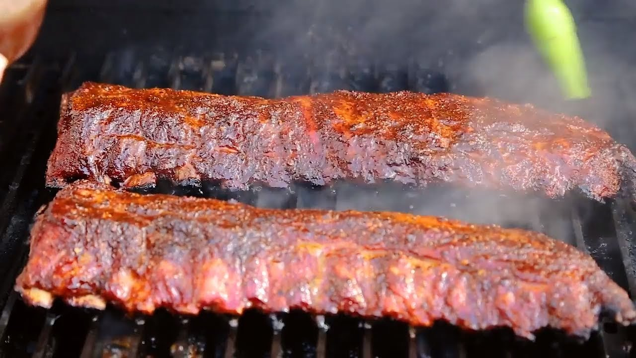 How to Make Baby Back Ribs - Kevin Is Cooking