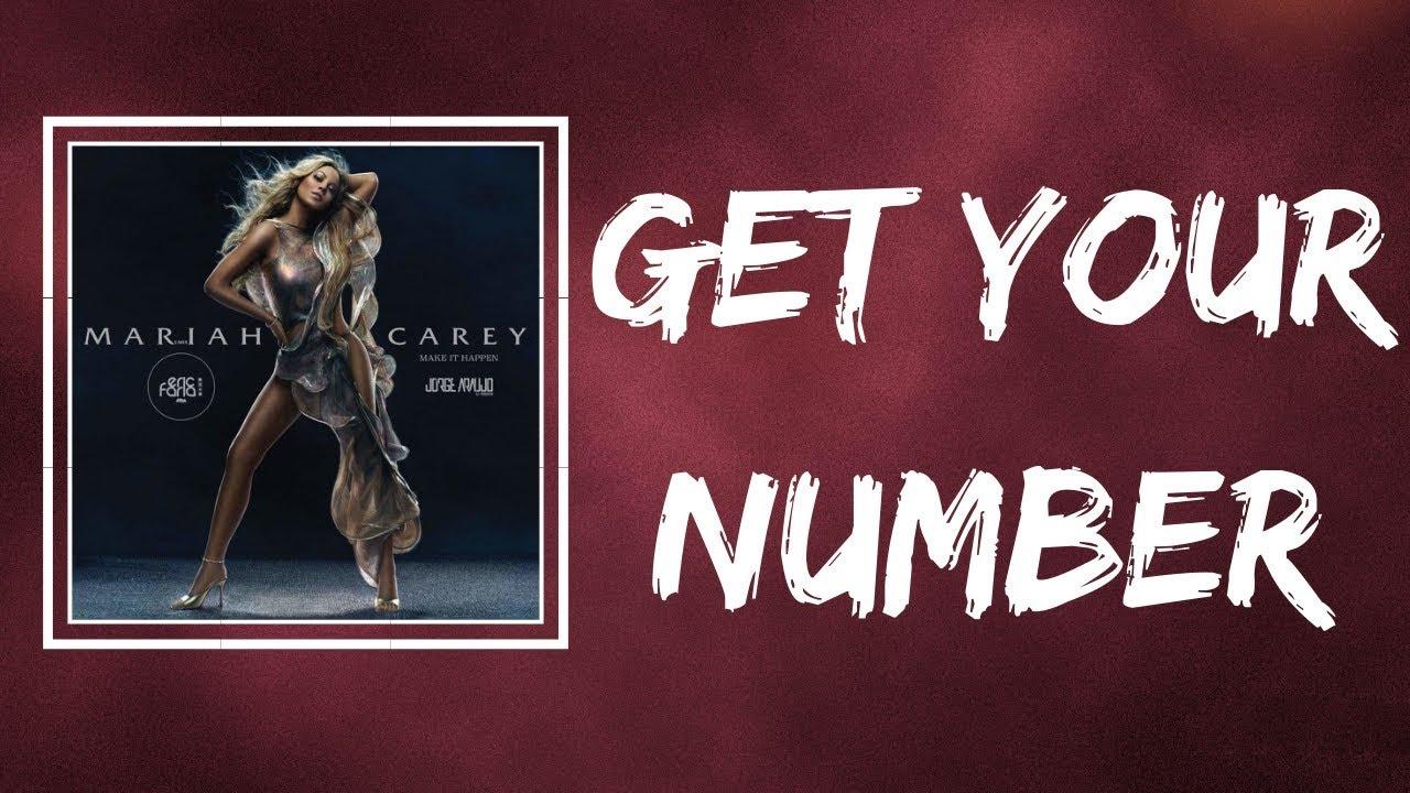 Download Mariah Carey - Get Your Number (Lyrics)