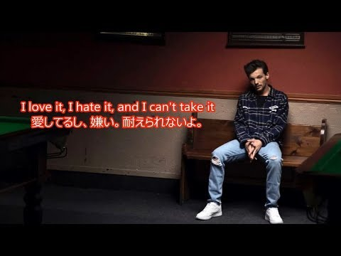 洋楽 和訳 Louis Tomlinson - Back to You ft. Bebe Rexha, Digital Farm Animals