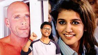 Priya Prakash Varrier V/s Dhinchak Pooja | Manikya Malaraya Poovi | Oru Adaar Love