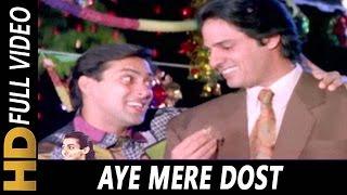 Aye Mere Dost Dosti Ki Kasam | Kumar Sanu, S.P. Balasubrahmanyam | Yeh Majhdhaar 1996 Songs |