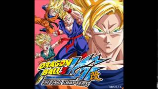 Dragon ball Kai 2014 OST - 28. Reviving Majin Buu