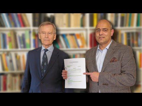 Dammbruch EU-Verschuldung: MdB Boehringer und Prof. Schachtschneider erläutern Organklage der AfD