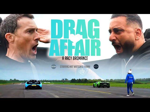 The Mat Watson vs Yianni Drag Race Bromance Love Story