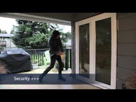 Innotech Security Glass Demonstration - Defend Your Home Series