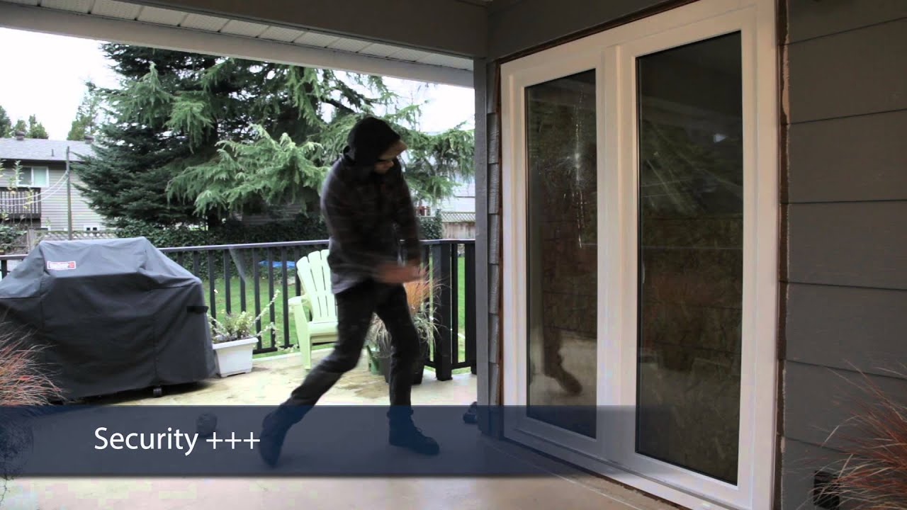 Innotech Security Glass Demonstration Defend Your Home