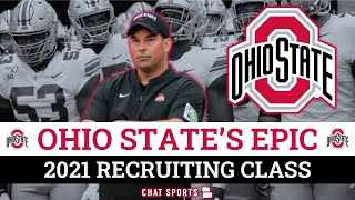 Ohio State Football 2021 Recruiting: EPIC #2 Ranked Class Ft. TreVeyon Henderson & Kyle McCord