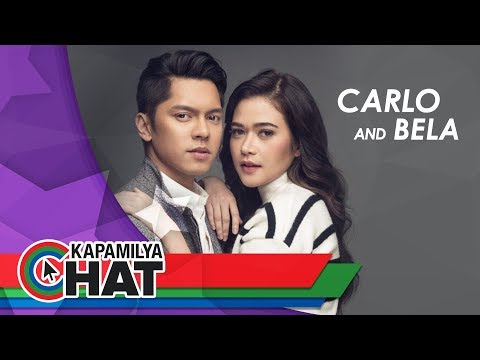 Kapamilya Chat with Carlo Aquino and Bela Padilla for their movie 'Meet Me in St. Gallen'