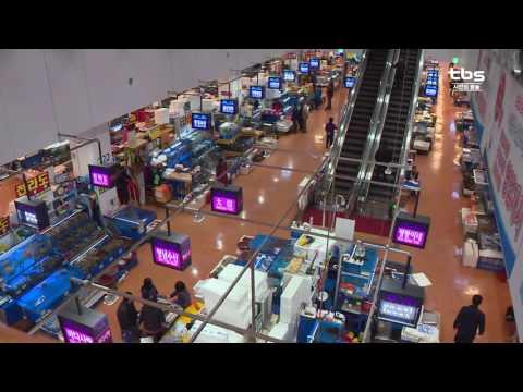 [tbsTV]두 쪽 나뉜 채 1년... 노량진수산시장 갈등 '여전'