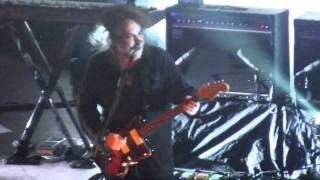 The Cure | Meat Hook | Royal Albert Hall 15/11/2011