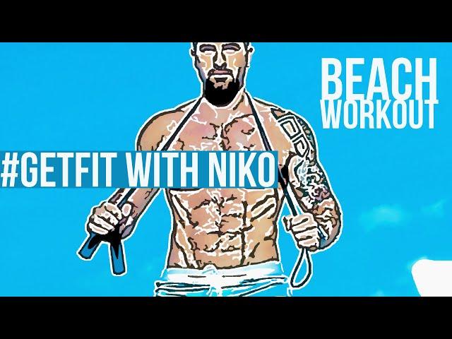 #GetFit with Niko: Venice Beach Workout