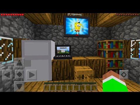 FURNITURE in MCPE 1.2!!! - Minecraft PE (Pocket Edition)
