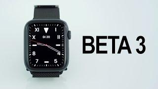 watchOS 6 Beta 3 | Neue Infos & Veränderungen