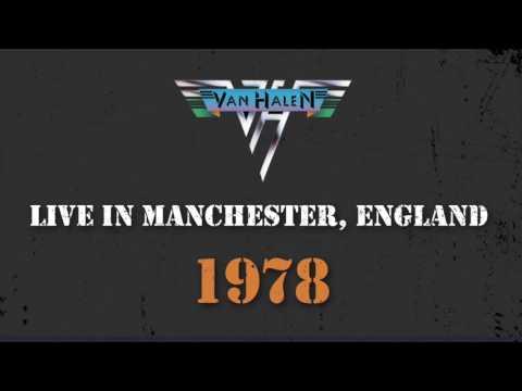 Van Halen Live - 1978 Manchester, England