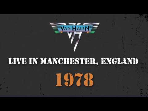 Frank the Tank - Van Halen Live in England 1978