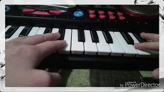 Как научиться играть на пианино песенку Тили Тили Бом 😱