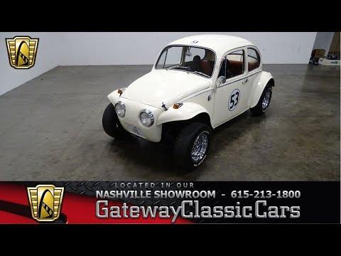 1966 Volkswagon Beetle, Gateway classic cars Nashville,#914nsh