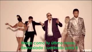 "Blurred Lines | ""Robin Thicke feat T.I. & Pharrell"" subtitulado al español"