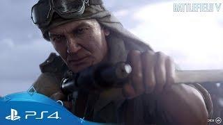 Battlefield 5 | Official Single Player Trailer | PS4