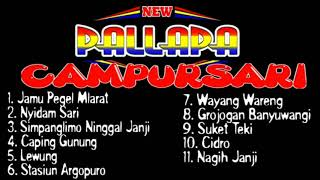 Top Hits -  New Pallapa Full Album Lagu Cursari Dangdut