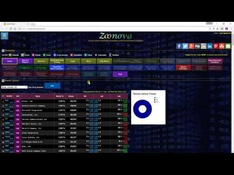 IEX Data Feed Tool