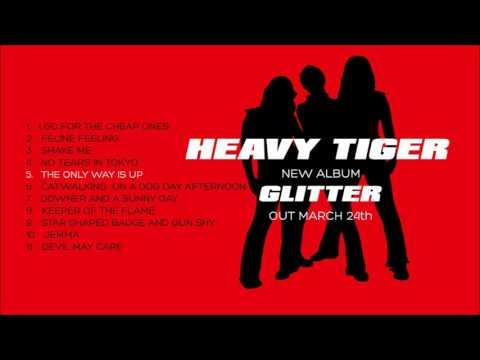 Heavy Tiger - Glitter (Teaser)