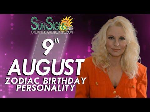 Facts & Trivia - Zodiac Sign Leo August 9th Birthday Horoscope